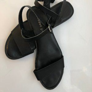 Madden Girl Sandals with Ankle Strap